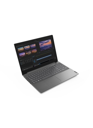 """Lenovo V15 Ada Amd R5 3500U 8Gb 1Tb+128Gb Ssd Fdos 15.6"""" Fhd 82C700C7Txz11 Renkli"""